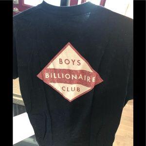 Billionaire Boys Club logo tee